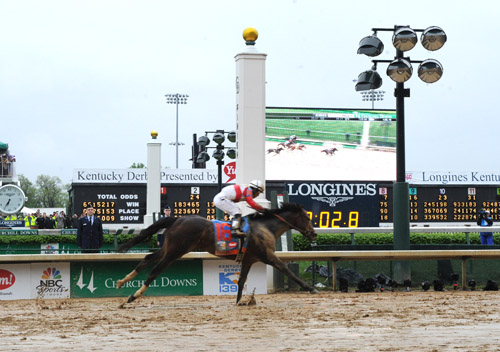 Longines - Official Timekeeper and Watch of the Kentucky Derby