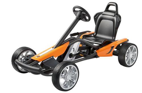 Porsche Go-Kart