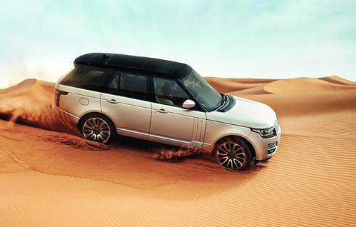All-New Range Rover by Land Rover