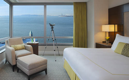 The Ritz-Carlton New York - Battery Park Hotel