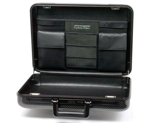 Zero Halliburton carbon fiber case