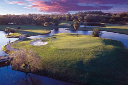 Copperhead Course golf - Innisbrook