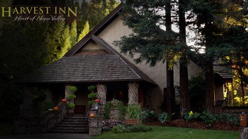 Harvest Inn - St. Helena - Napa Valley