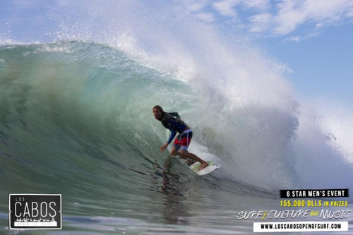 Inaugural Los Cabos Open of Surf