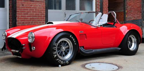 1965 Shelby Cobra 427 classic car