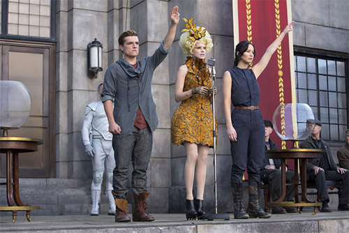 Hunger Games: Catching Fire movie