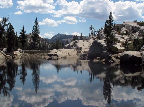 Lake Aloha Desolation Wilderness - Lake Tahoe