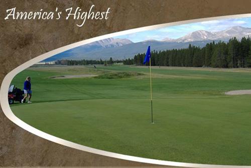 Mount Massive Golf Club - Colorado