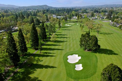 Silverado Resort and Spa golf course