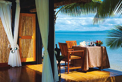 Jean-Michel Cousteau Resort in Fiji