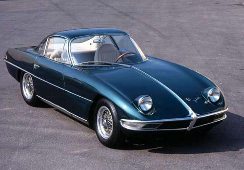 Lamborghini 1963 350 GTV concept car