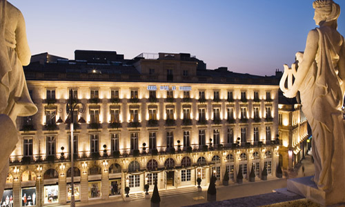 Grand Hôtel de Bordeaux and Spa