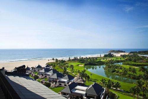 Raffles Hainan resort - China