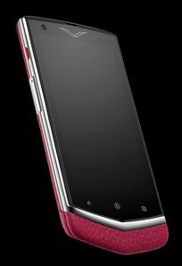 Vertu Constellation Smartphone