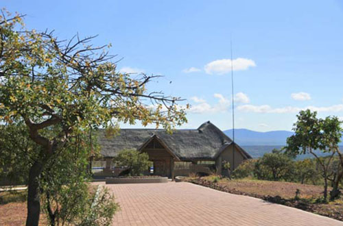 Luxury Lodge in the Elandsberg Nature Reserve - South Africa