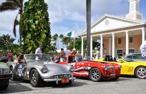 Bahamas Speed Week Revival in Nassau