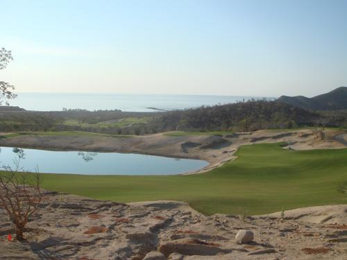 Chileno Bay golf