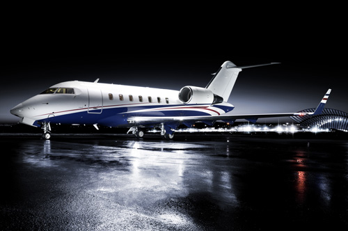 Flexjet private jet - Passport to the World