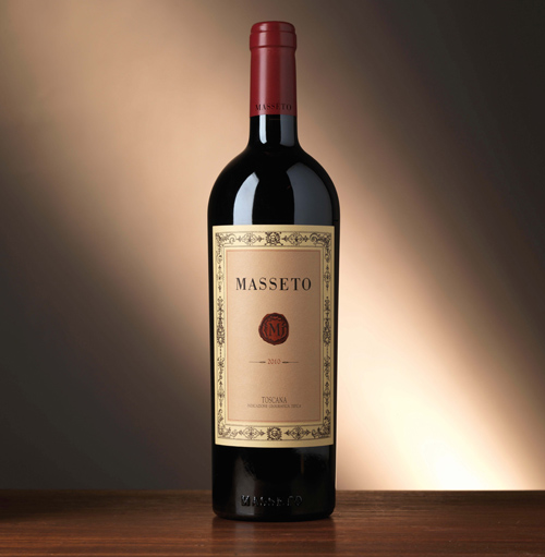 Masseto 2010 cru wine