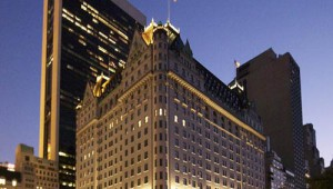 The Plaza hotel - New York City