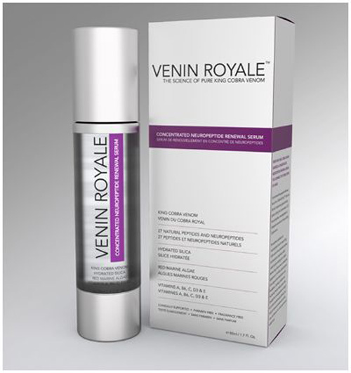 Venin Royale - Pure King Cobra Venom