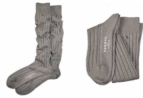 Harrys of London - cervelt world's most expensive socks