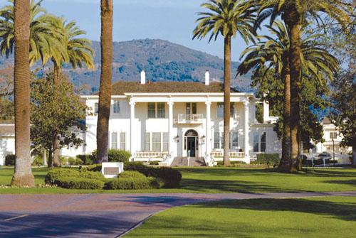 Silverado Resort and Spa - Napa Valley wine country