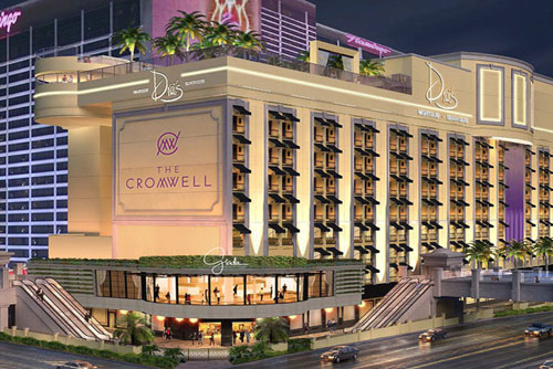 The Cromwell boutique hotel - Las Vegas