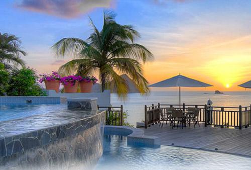 Cap Maison St. Lucia luxury resort