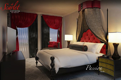 The Scarlet Huntington Hotel - San Francisco