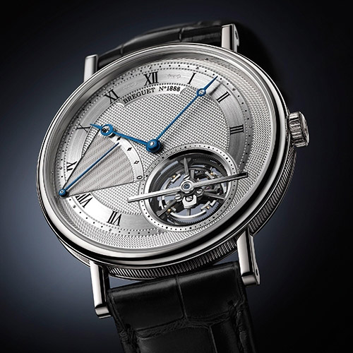 Breguet Classique Tourbillon Extra-Plat Automatique 5377 Luxury Swiss Watch