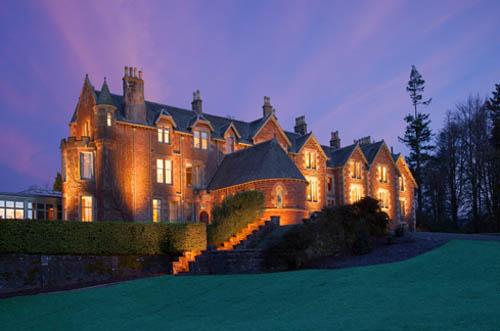 luxury Cromlix Hotel - Scotland