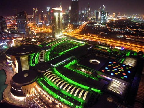 Grand Mall - Dubai, UAE