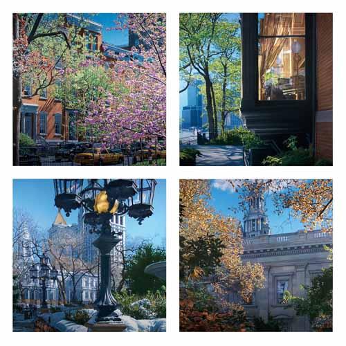 Seasonal City IV art
