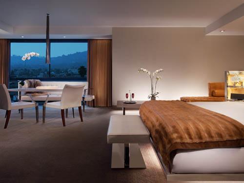 SLS Beverly Hills Luxury Hotel - Sam Nazarian