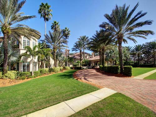 Tarpon Springs, Florida estate