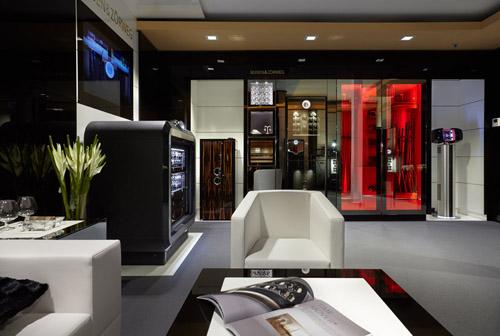 BUBEN & ZORWEG VIP Lounge Opens in Zhukoffka Plaza, Moscow