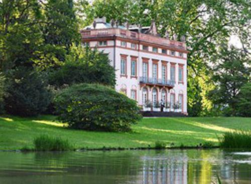 Schönbusch Palace - Germany