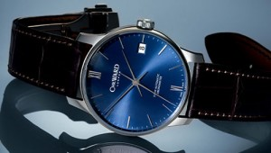 C9 Harrison 5 Day Automatic luxury watch by Chrstopher Ward with Calibre SH21.