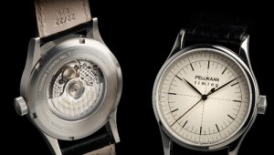Pellikaan Timing - Hendrik Lorentz luxury watch
