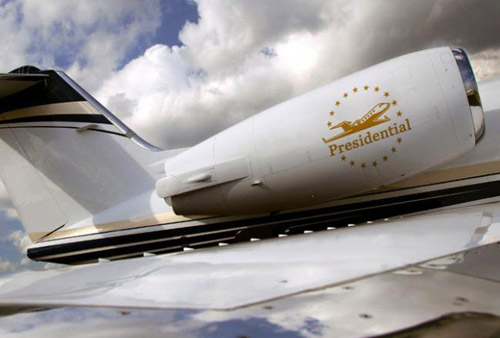 Presidential Aviation Private Jet Vacations
