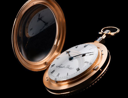 Museum Pocket Watch by Jaquet Droz
