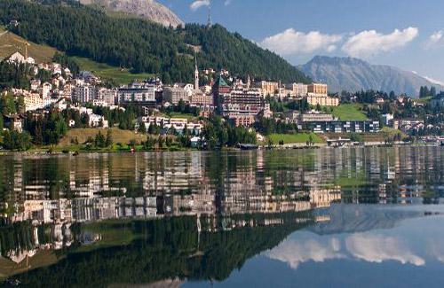 St Moritz - Switzerland