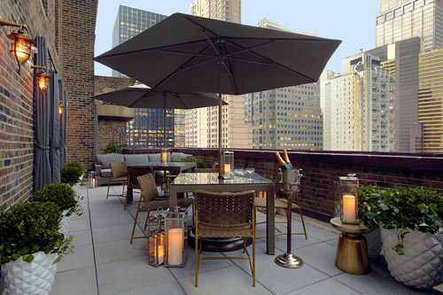 WestHouse Hotel New York - The Terrace