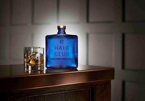 Haig Club - A New Single Grain Scotch Whisky