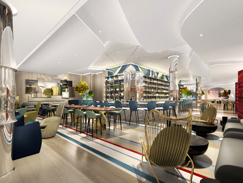 Lago restaurant by Julian Serrano - Bellagio Resort & Casino - Las Vegas