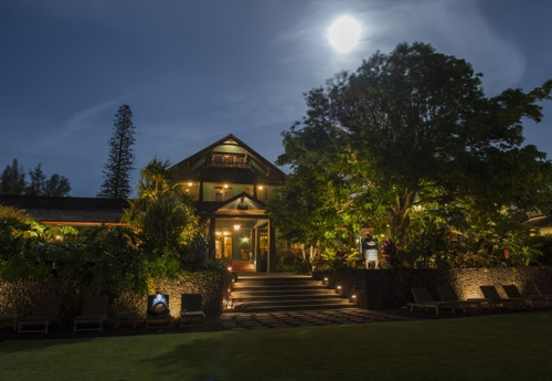 Lumeria Maui - Hawaii wellness retreat