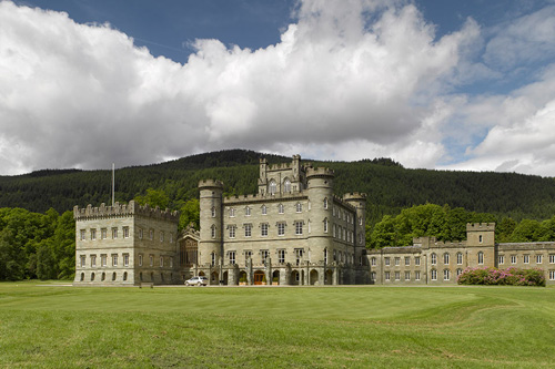 Highland Tay Retreat Taymouth Castle