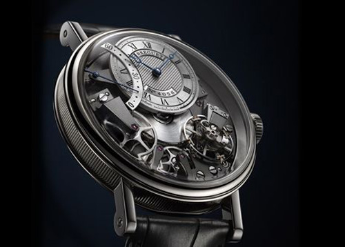 Tradition Automatique Seconde Rétrograde 7097 Watch by Breguet