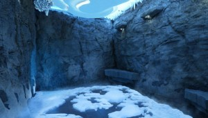 Norwegian Escape cruise ship - Snow Room